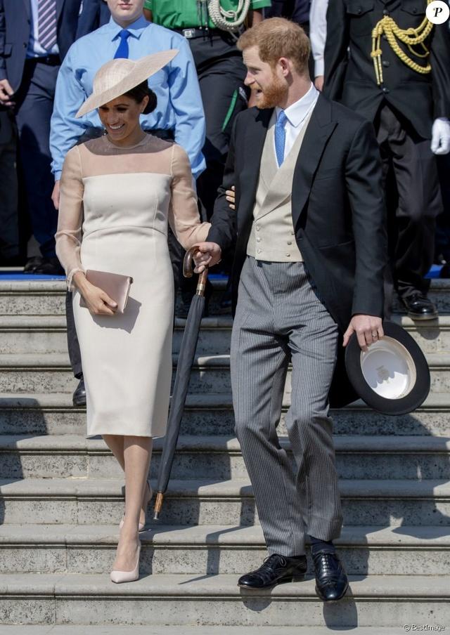 Prince Harry & Meghan Markle  - Page 2 40651511