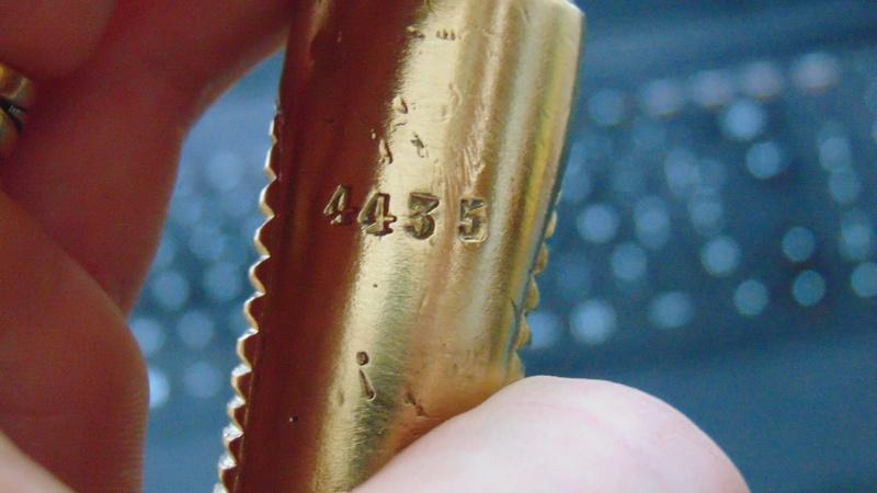 sabre briquet an IX (RARE) Dsc04918