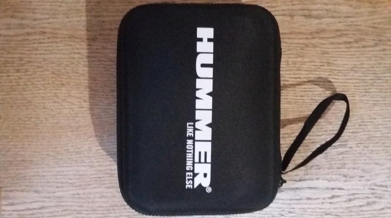 powerbank pour nos BB Hummer 20180416