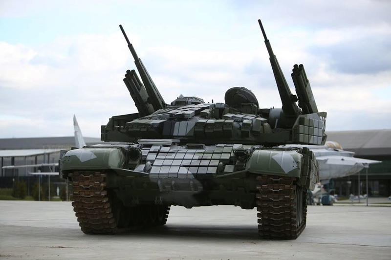 T-72 ΜΒΤ modernisation and variants - Page 18 Bmpt10