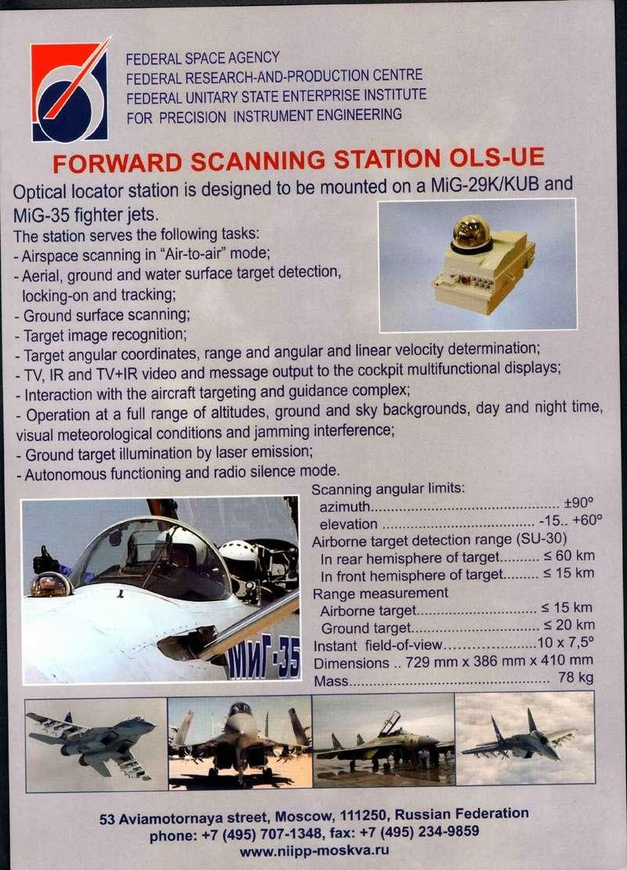 MiG-29/ΜiG-35 Fulcrum: News - Page 35 Ols_3510