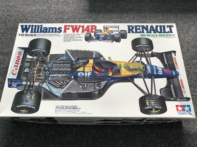 2 F1 de Tamiya Big Scale 3aba5110