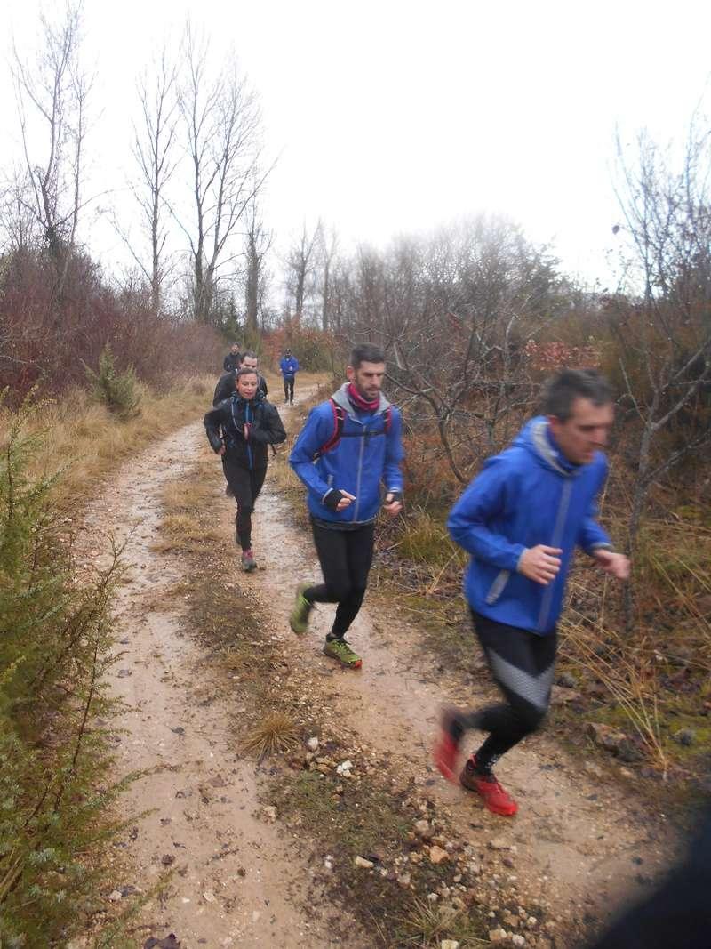 Sortie trail à Martres-Tolosane, dimanche 14 janvier 2018 Dscn0525