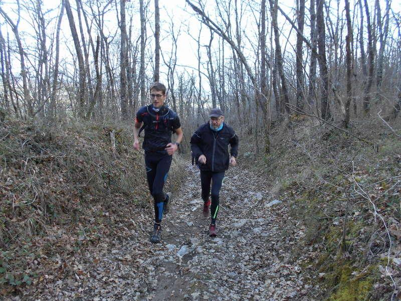 Entraînement trail, dimanche 4 mars 2018 à Martres-Tolosane Dscn0644