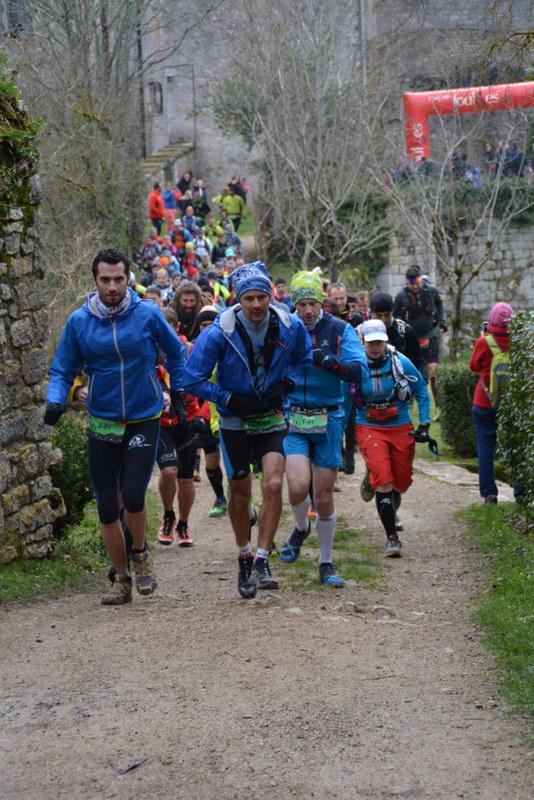 Les 24 heures du trail, Bruniquel samedi 3/dimanche 4 février 2018 Img_2910