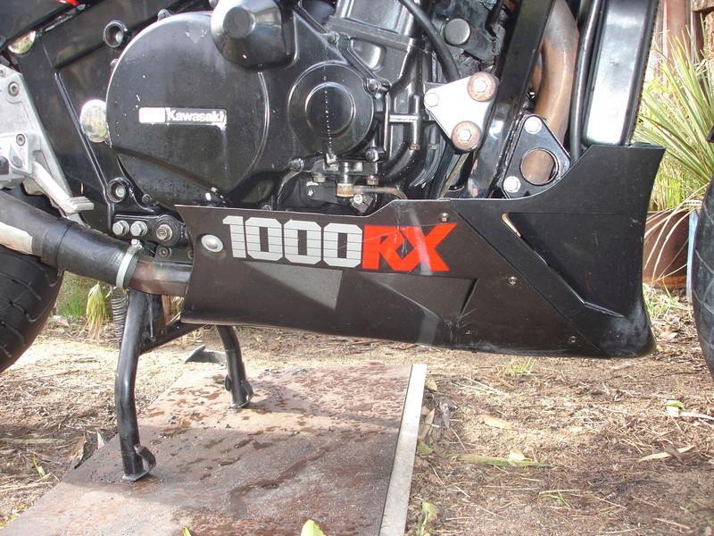 Ma grosse vache-Kawa 1000 rx  Sabot-10