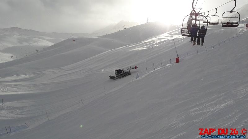 Dameuses Val-d'Isère 20171224