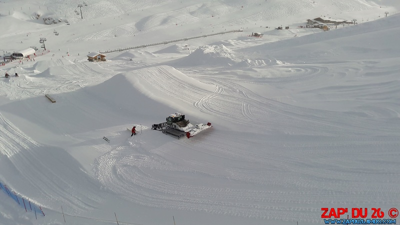 Dameuses Val-d'Isère 20171225