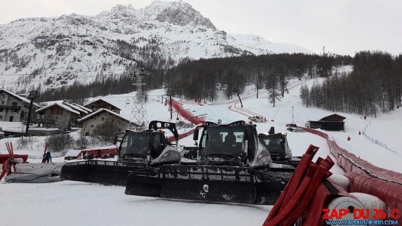 Dameuses Val-d'Isère 20171226