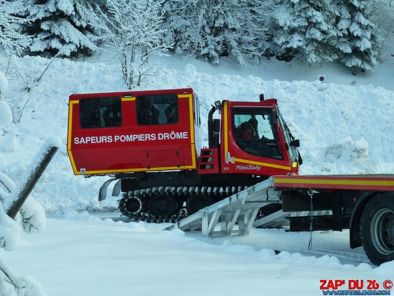 Dameuse Sapeurs Pompiers Drôme P1140811