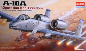 [Academy] A-10A Iraqi freedom 1/72 Academ10