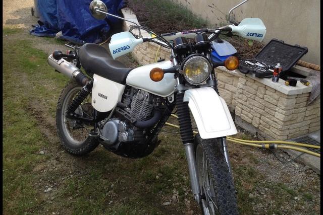 yamaha XT 500 Image102