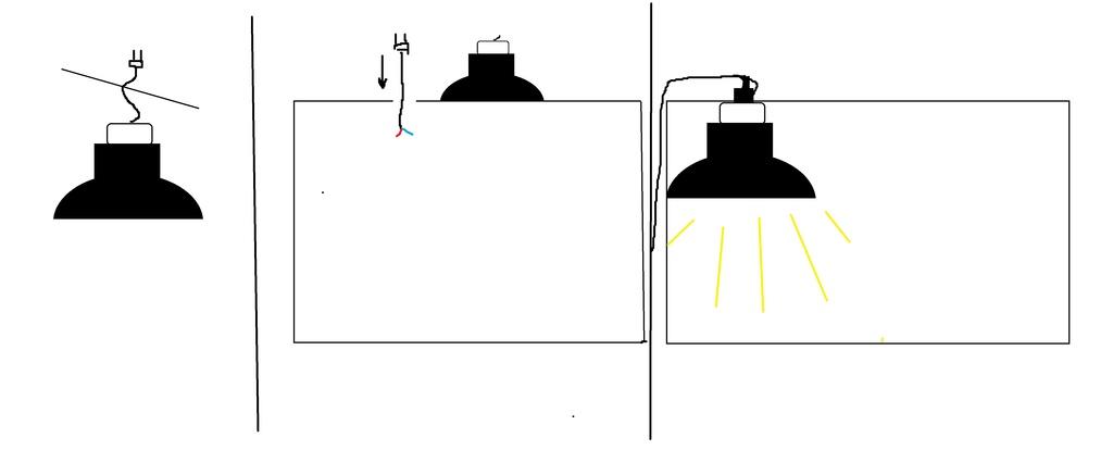 Dôme de lampe Cas_110