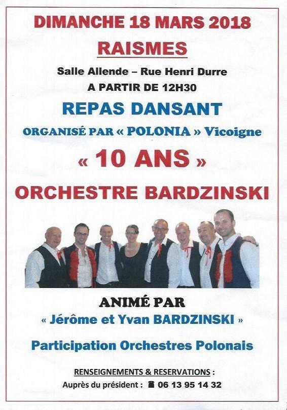 RADIO FRANCE BLEU : Jérôme et Yvan BARDZINSKI en direct 10_ans10