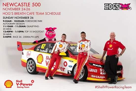 Virgin Australian Supercars Championship  - Page 6 Img_2034