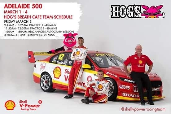 Virgin Australian Supercars Championship  - Page 6 Img_2038