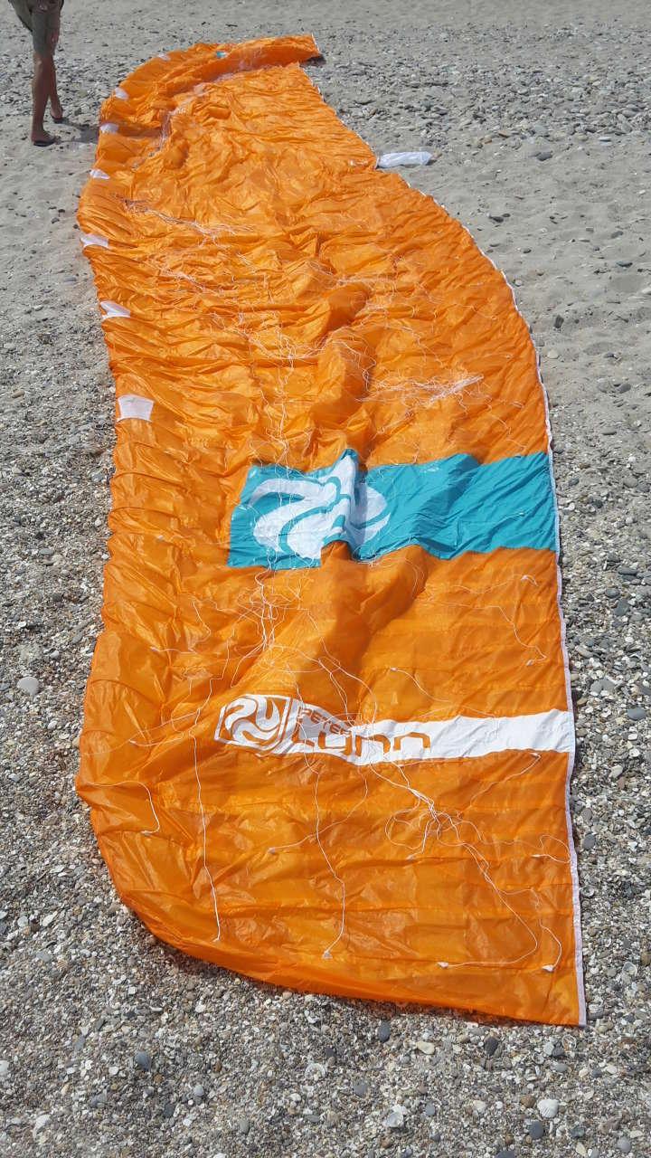 Nouveau proto Race kite Peter Lynn : Aero 2 - Page 2 20180511