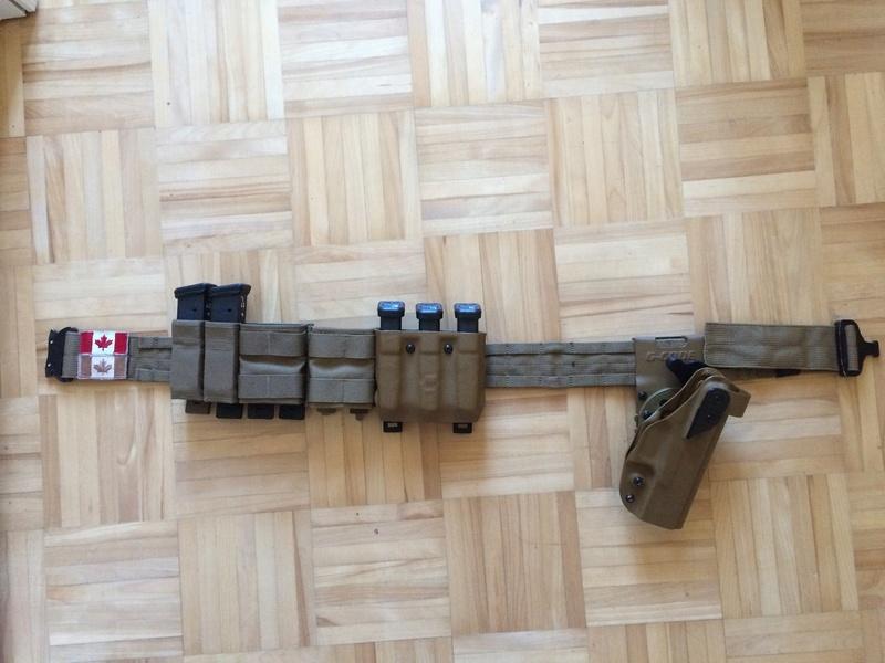 Match Pistolet CQB - Valcartier 28 Juillet 2018 Image120