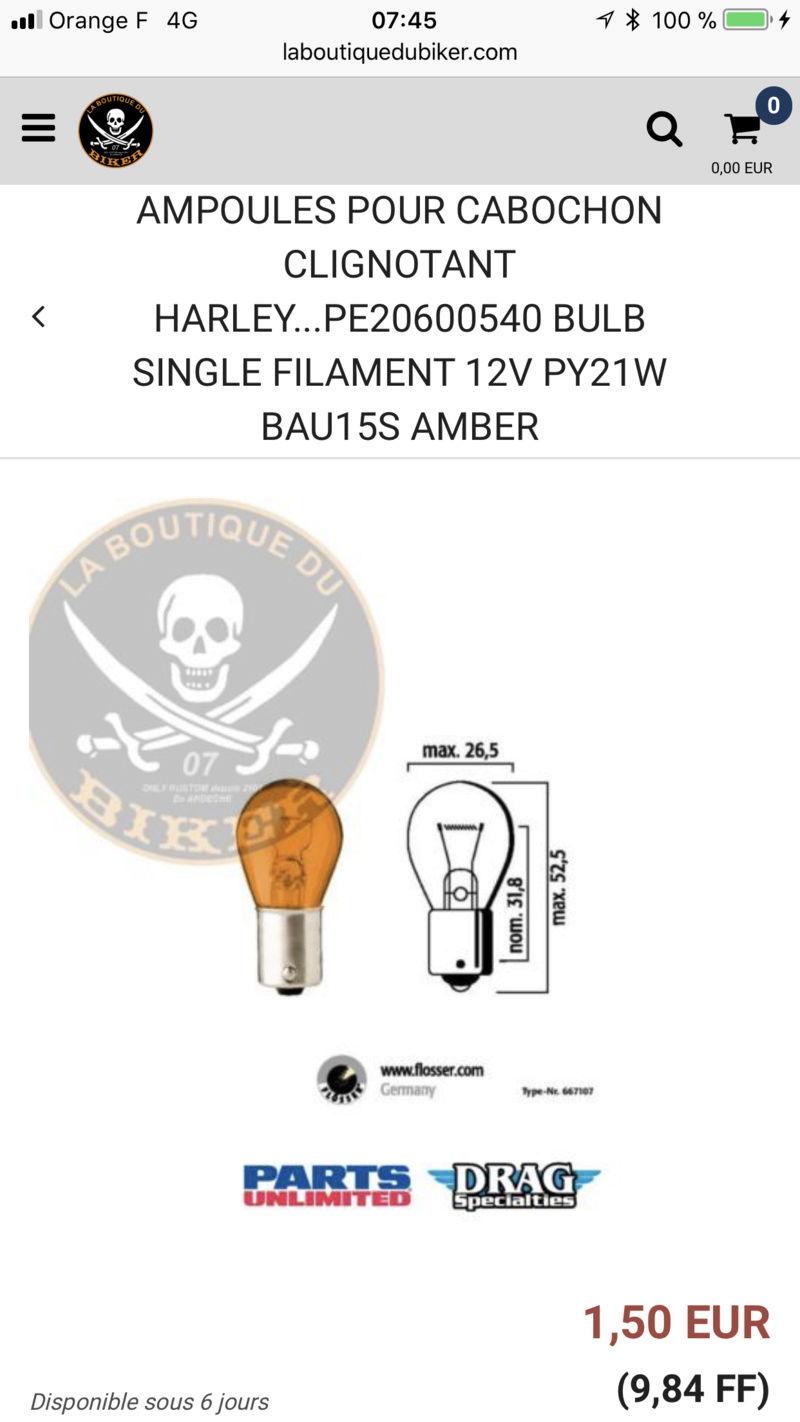 Ampoule LED clignotant. 6ce6c610