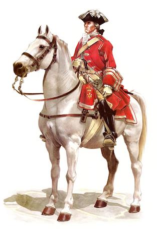 Uniformes Guerre de 7 ans 1745_g10