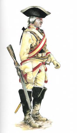 Uniformes Guerre de 7 ans 1757_c12