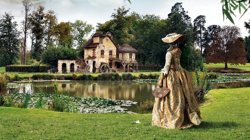 """En exclusivité, """"Le Versailles secret de Marie Antoinette"""" (docu Arte)  C2321d10"""