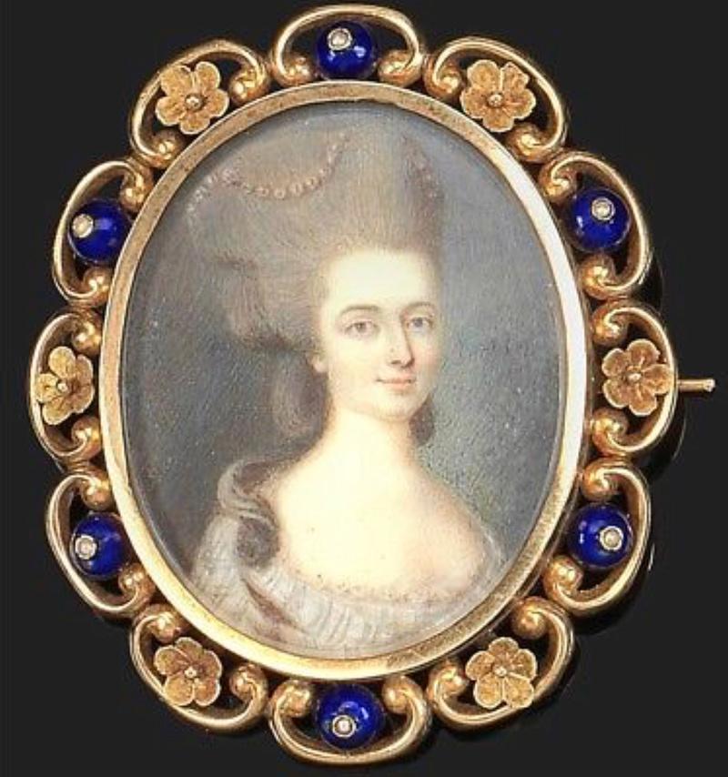 A vendre: miniatures de Marie Antoinette? - Page 6 Roemis10