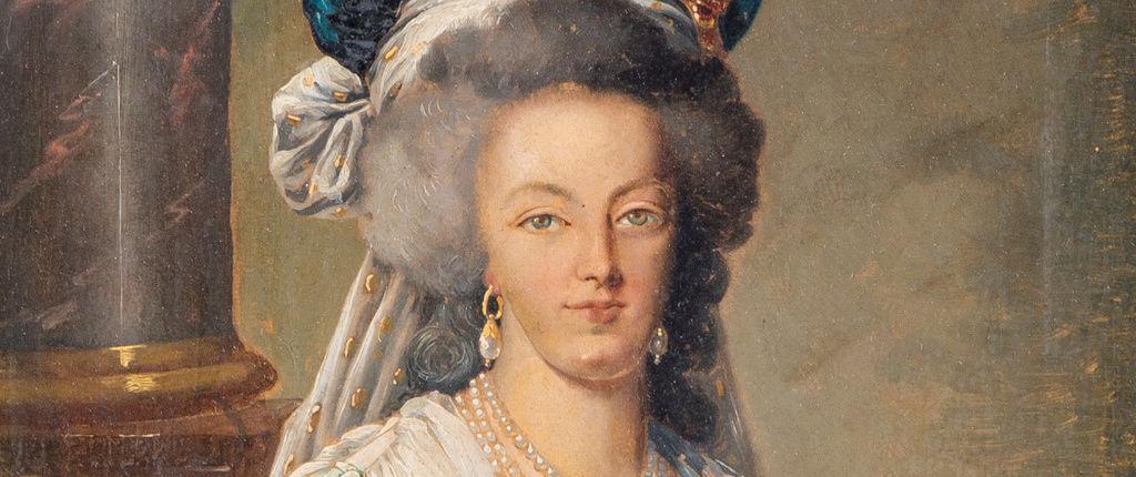 Marie-Antoinette au livre en robe bleue - Page 3 Zzz4-411