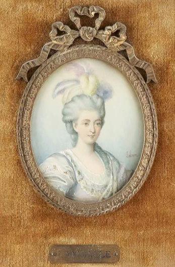 A vendre: miniatures de Marie Antoinette et de ses proches - Page 13 Zzz4-413