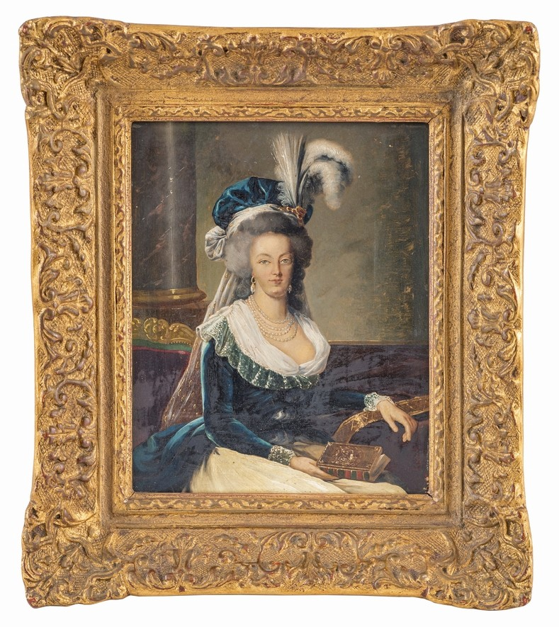 Marie-Antoinette au livre en robe bleue - Page 3 Zzz5bi10