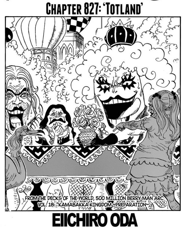 One Piece Kapitel 904: Die Einführung der Kommandanten der Revolutionsarmee 82710