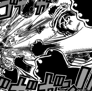 One Piece Kapitel 883: Merienda Faust10