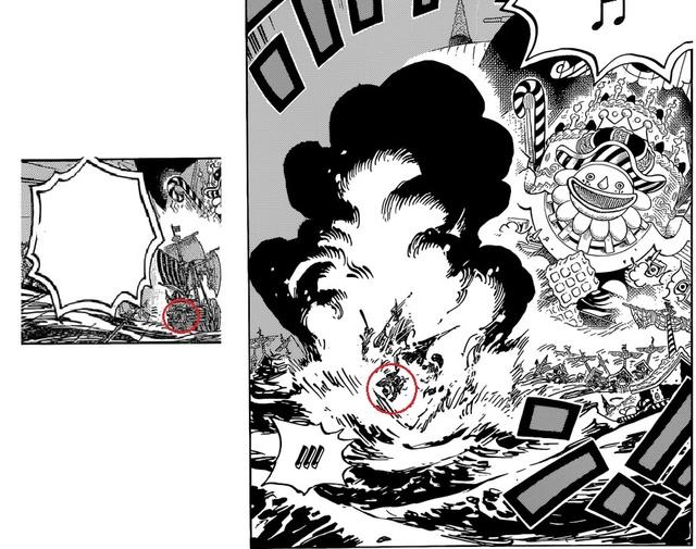 One Piece Kapitel 900: Ein Musical mit einem schlechtem Ende Unbena13