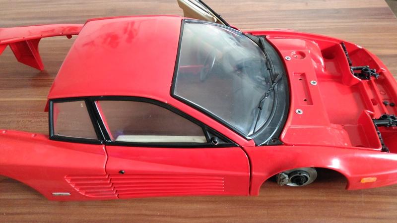 Pocher Ferrari 1:8 Testarossa K51 Img_2059