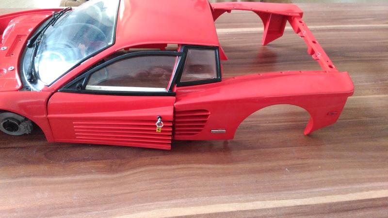 Pocher Ferrari 1:8 Testarossa K51 Img_2061
