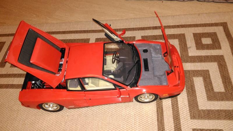 Pocher Ferrari 1:8 Testarossa K51 Img_2097