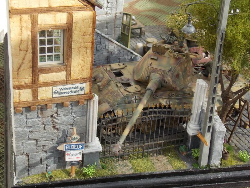 King Tiger à l'entretien Chateau de Chanteloup Aout 44       Projet terminé  - Page 6 Dscn5863
