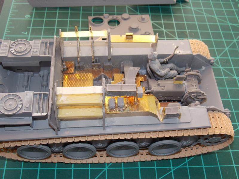 Jagdpanther, Fallschirmjäger et décor perso (Dragon 1/35) - Page 2 Dscn5947