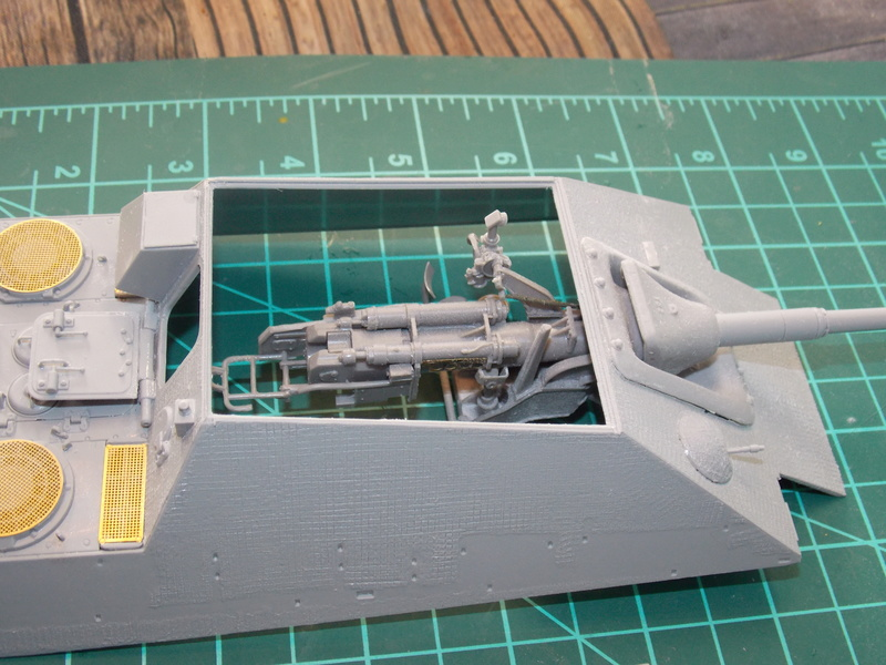 Jagdpanther early (DRAGO 1/35)+ fallschirmmjager  - Page 2 Dscn5994