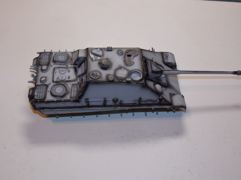 Jagdpanther early (DRAGO 1/35)+ fallschirmmjager  - Page 3 Dscn6180