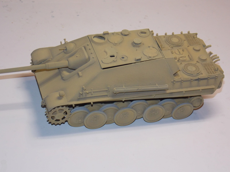 Jagdpanther early (DRAGO 1/35)+ fallschirmmjager  - Page 4 Dscn6193