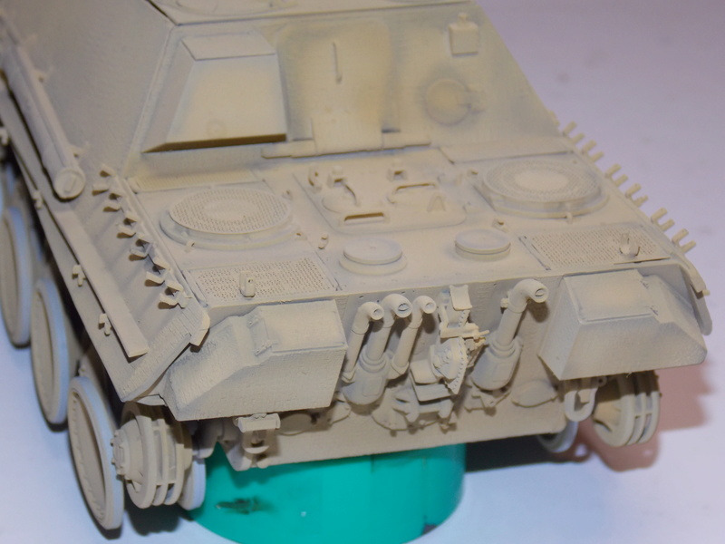 Jagdpanther early (DRAGO 1/35)+ fallschirmmjager  - Page 4 Dscn6198