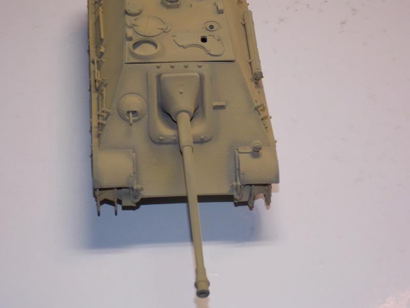 Jagdpanther, Fallschirmjäger et décor perso (Dragon 1/35) - Page 4 Dscn6200
