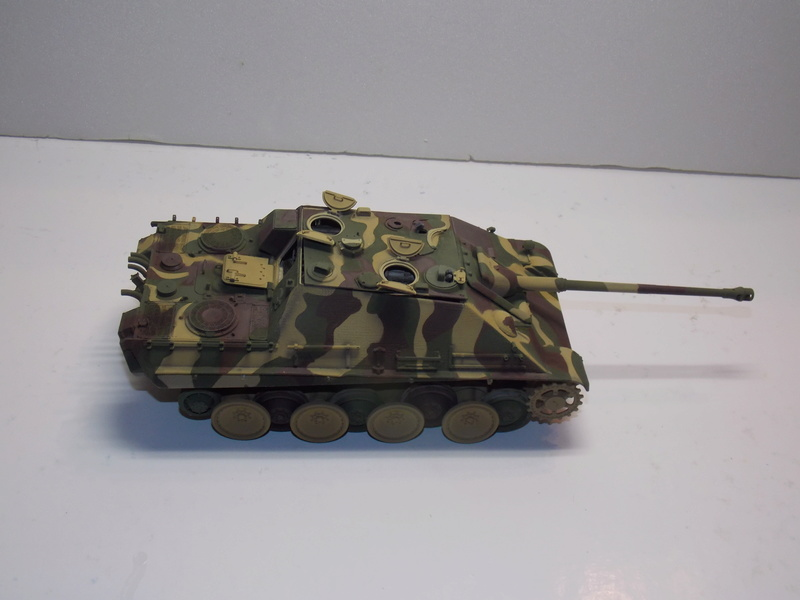 Jagdpanther, Fallschirmjäger et décor perso (Dragon 1/35) - Page 4 Dscn6209