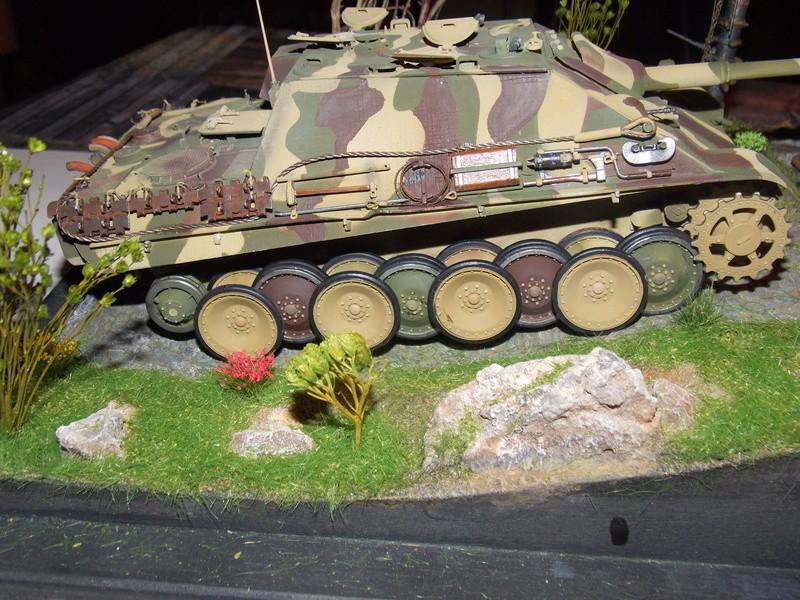 Jagdpanther early (DRAGO 1/35)+ fallschirmmjager  - Page 4 Dscn6238