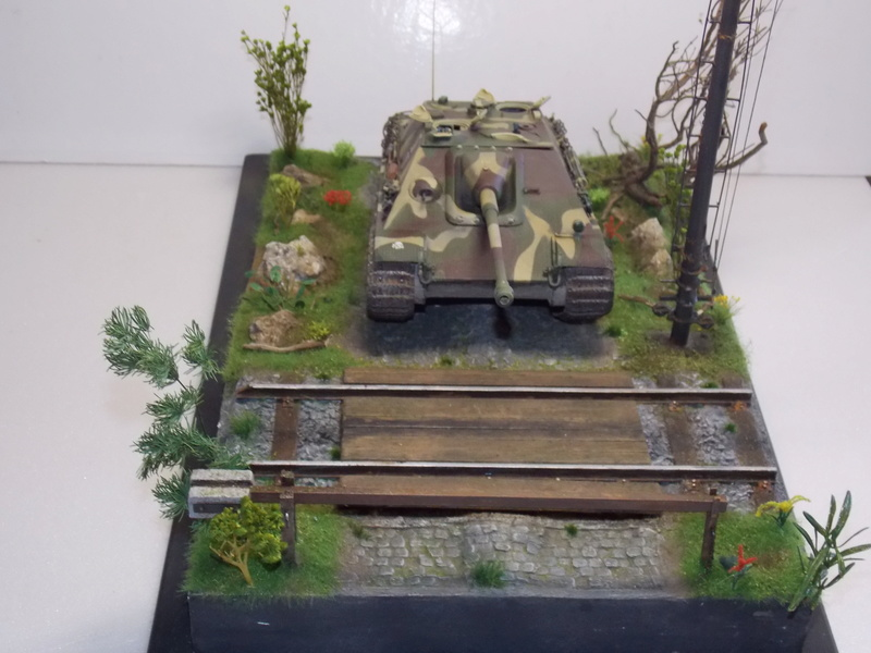 Jagdpanther early (DRAGO 1/35)+ fallschirmmjager  - Page 4 Dscn6277