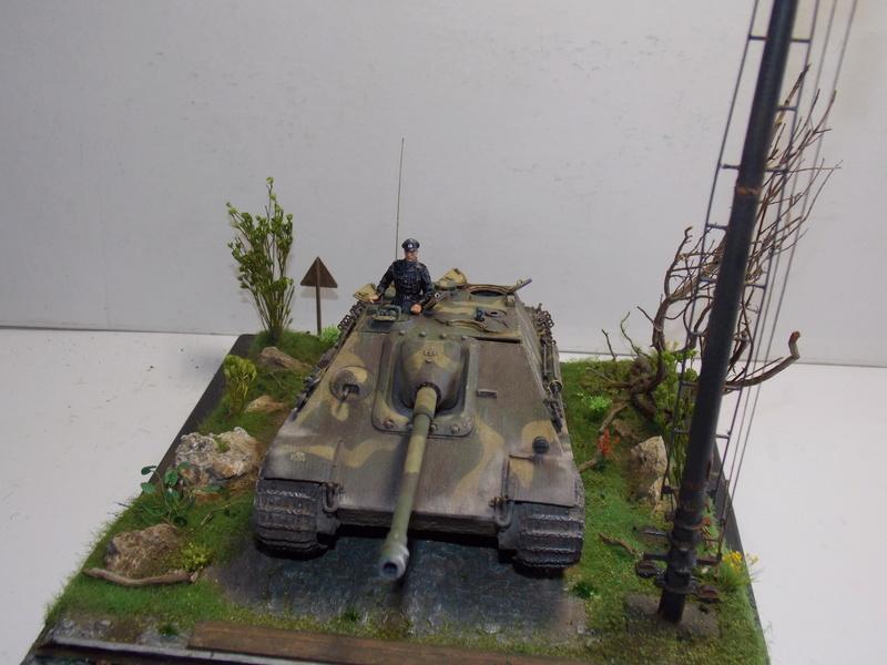 Jagdpanther early (DRAGO 1/35)+ fallschirmmjager  - Page 5 Dscn6351