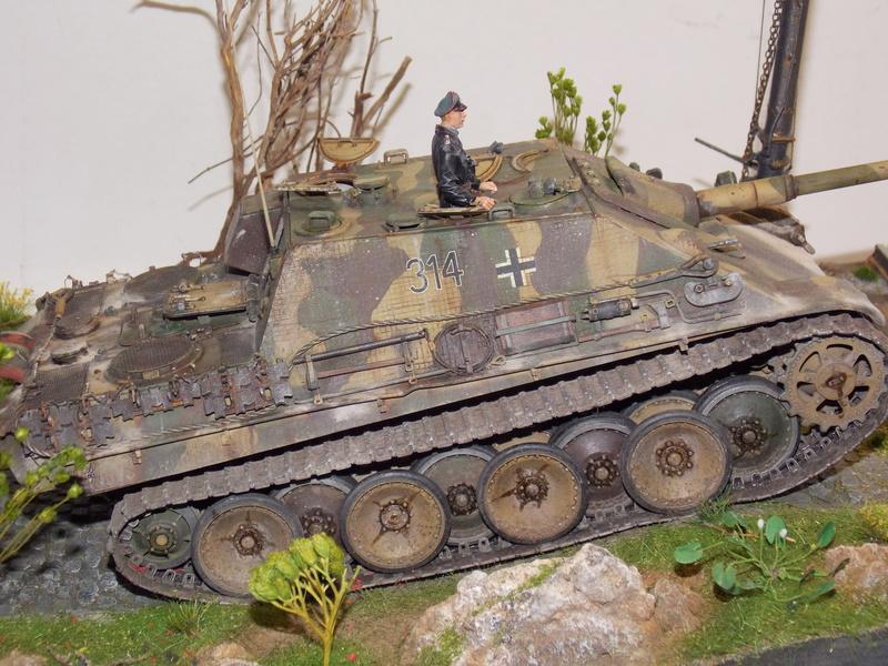 Jagdpanther early (DRAGO 1/35)+ fallschirmmjager  - Page 5 Dscn6353