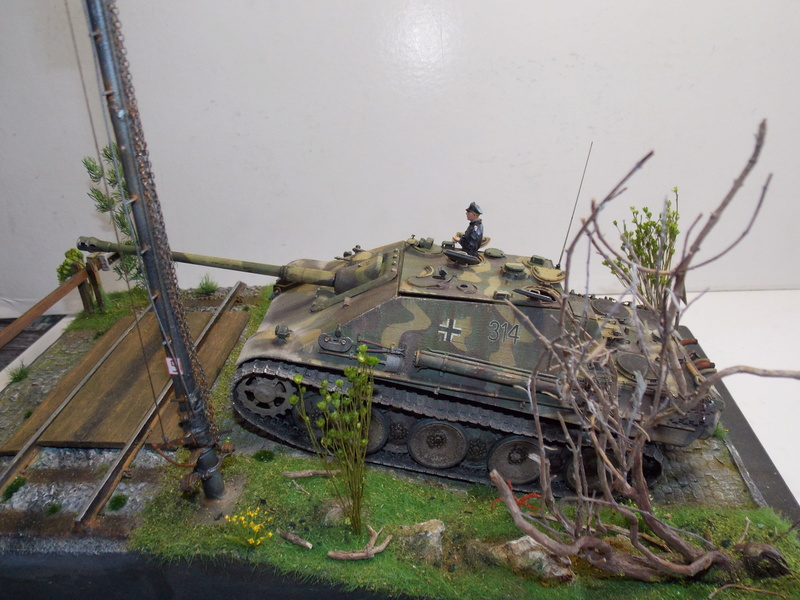 Jagdpanther early (DRAGO 1/35)+ fallschirmmjager  - Page 5 Dscn6355