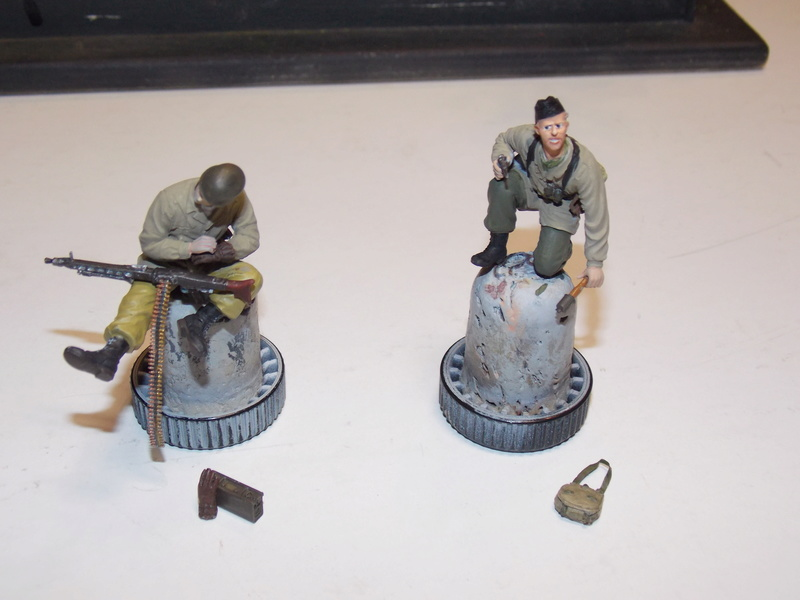Jagdpanther, Fallschirmjäger et décor perso (Dragon 1/35) - Page 6 Dscn6363